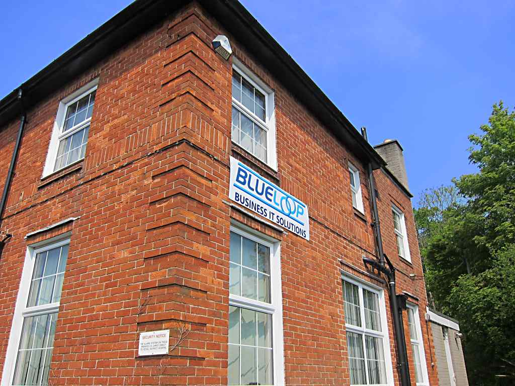 Blueloop House